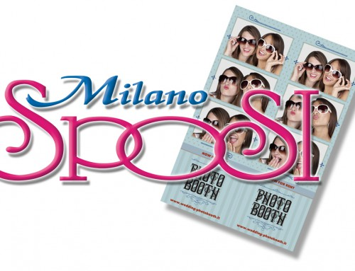 MILANOSPOSI: photo booth pronti partenza VIA!!!